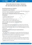 Hướng dẫn giải bài tập trang 17 SGK GDCD 6