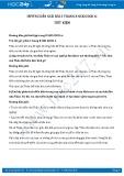 Hướng dẫn giải bài tập trang 8 SGK GDCD 6