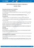 Hướng dẫn giải bài tập trang 21 SGK GDCD 6