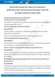 Hướng dẫn giải bài tập trang 43 SGK GDCD 6