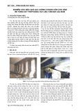 Nghiên cứu hiệu quả gia cường kháng uốn cho dầm bê tông cốt thép bằng vật liệu tấm sợi các bon