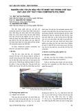 Nghiên cứu tối ưu hóa yếu tố nhiệt độ trong chế tạo vật liệu cốt thủy tinh composite polymer