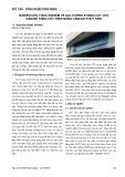 Nghiên cứu thực nghiệm về gia cường kháng cắt cho dầm bê tông cốt thép bằng tấm sợi thủy tinh