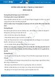 Giải bài tập Sống giản dị SGK GDCD 7