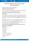 Hướng dẫn giải bài tập trang 50 SGK GDCD 7