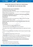 Giải bài tập Thực hiện trật tự, an toàn giao thông SGK GDCD 6