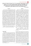 """Một số vấn đề về công tác cải cách hành chính theo cơ chế """"một cửa"""" ở cấp xã trên địa bàn tỉnh Trà Vinh hiện nay"""
