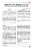 Phiên dịch học văn hóa – Trường hợp cải biên văn học phương Tây ở Nam bộ cuối thế kỉ XIX đầu thế kỉ XX