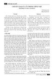 Chuyển loại của từ trong tiếng Việt