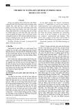 Tìm hiểu tư tưởng Hồ Chí Minh về phong trào thi đua yêu nước