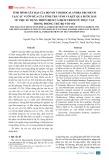 Tình hình gây hại của bọ vòi voi Diocalandra frumenti tại các vườn dừa của tỉnh Trà Vinh và kết quả bước đầu về việc sử dụng thiên địch và dịch trích từ thực vật trong phòng trừ bọ vòi voi