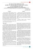 Du lịch văn hóa Khmer Trà Vinh (nghiên cứu trường hợp làng nghề truyền thống của người Khmer Trà Vinh)
