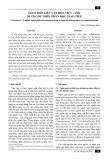 Giao tiếp liên văn hóa Việt - Anh dưới góc nhìn nhân học giao tiếp