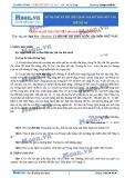 Đề thi thử THPT Quốc gia 2017 môn Ngữ văn (Đề số 06)