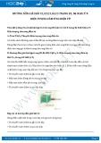 Hướng dẫn giải bài C3,C4,C5 trang 86 SGK Vật lý 9