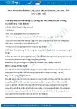 Hướng dẫn giải bài C3 trang 101 SGK Vật lý 9