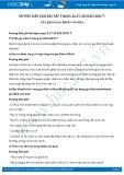 Giải bài tập Xây dựng gia đình văn hóa SGK GDCD 7