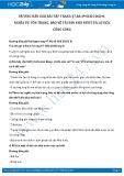 Hướng dẫn giải bài 1,2,3,4 trang 49 SGK GDCD 8