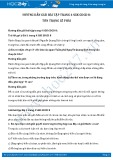 Hướng dẫn giải bài 1 trang 4 SGK GDCD 8