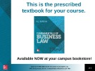 Lecture Fundamentals of business law (7/e): Chapter 7 - M.L Barron