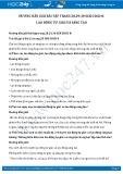 Giải bài tập Lao động tự giác và sáng tạo SGK GDCD 8