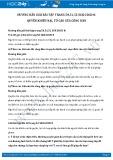 Giải bài tập Quyền khiếu nại tố cáo của công dân SGK GDCD 8