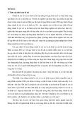Tóm tắt luận văn Thạc sỹ Luật học: Chuẩn bị xét xử vụ án hình sự - Thực trạng và giải pháp