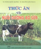 thức ăn và nuôi dưỡng bò sữa: phần 1