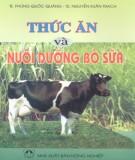 thức ăn và nuôi dưỡng bò sữa: phần 2