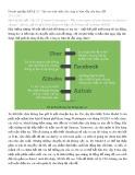 Doanh nghiệp thế kỷ 21 - Tại sao mọi mặt của công ty bạn sắp sửa thay đổi