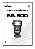 Tài liệu hướng dẫn sử dụng SB800
