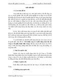 Tiểu luận chuyên đề Quản trị nhân lực: CảithiệncôngtáctuyểndụngnhânlựctạiCôngtyCổ phầnDượcHậuGiang