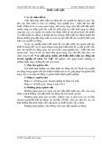 Tiểu luận chuyên đề Tổ chức lao động: Các giải pháp nhằm cải thiện điều kiện lao động tại Doanh nghiệp tư nhân Trí Tuệ
