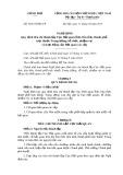 Nghị định 36/2015/NĐ-CP của Chính phủ