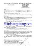 Đề thi HSG cấp huyện môn Vật lý lớp 8 năm 2013-2014 - Phòng GD&ĐT Việt Yên