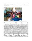 Sáng kiến kinh nghiệm Mầm non: Một số biện pháp rèn kỹ năng tự phục vụ bản thân cho trẻ lớp mẫu giáo 5- 6 tuổi B trường mầm non Tân An
