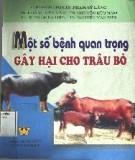 Ebook Một số bệnh quan trọng gây hại cho trâu bò (Tái bản lần 1): Phần 1