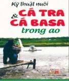 kỹ thuật nuôi cá tra và cá ba sa trong ao: phần 1