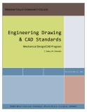 Engineering Drawing & CAD Standards