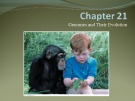 Lecture AP Biology - Chapter 21: Genomes and their evolution