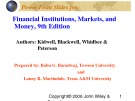 Lecture Financial institutions, markets, and money (9th Edition): Chapter 12 - Kidwell, Blackwell, Whidbee, Peterson