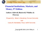 Lecture Financial institutions, markets, and money (9th Edition): Chapter 16 - Kidwell, Blackwell, Whidbee, Peterson