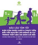Báo cáo tóm tắt: Rào cản pháp luật và thực tiễn đối với người lao động di cư trong tiếp cận an sinh xã hội (Chương trình quyền lao động của Oxfam tại Việt Nam báo cáo tóm tắt 10 /2015)