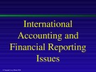 Lecture Principles of Accounting: A focus on analysis and interpretation (8th edition): Chapter 18 - Hillman, Kochanek, Barsky