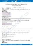 Hướng dẫn giải bài 1,2,3,4 trang 12 SGK Toán 3