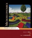 Ebook Microeconomics - Principles & applications (5th edition): Part 1