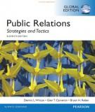 Ebook Public relations - Strategies and tactics (11th edition): Part 2