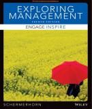 exploring management (4th edition): part 1