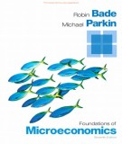 Ebook Foundations of microeconomics (7th edition): Part 1