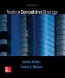 modern competitive strategy (4th edition): part 1